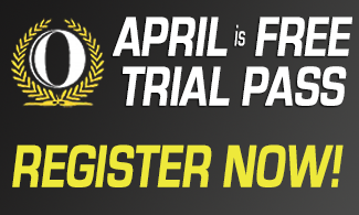 APRIL IS FREE PASS