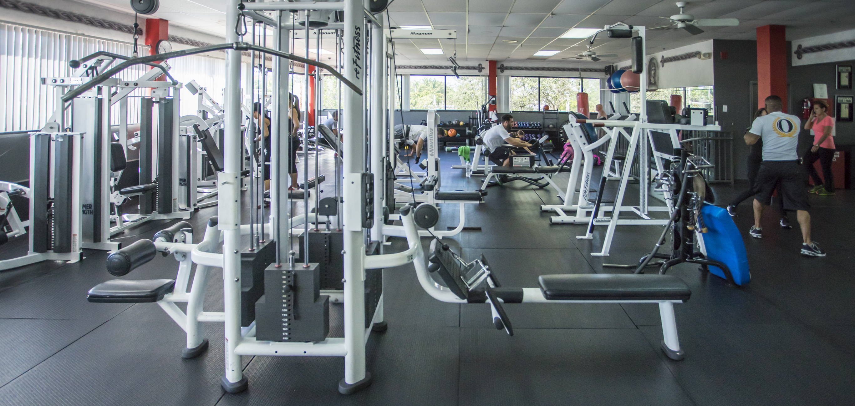 Olympia Gym Amenities Facilities And Services Olympia
