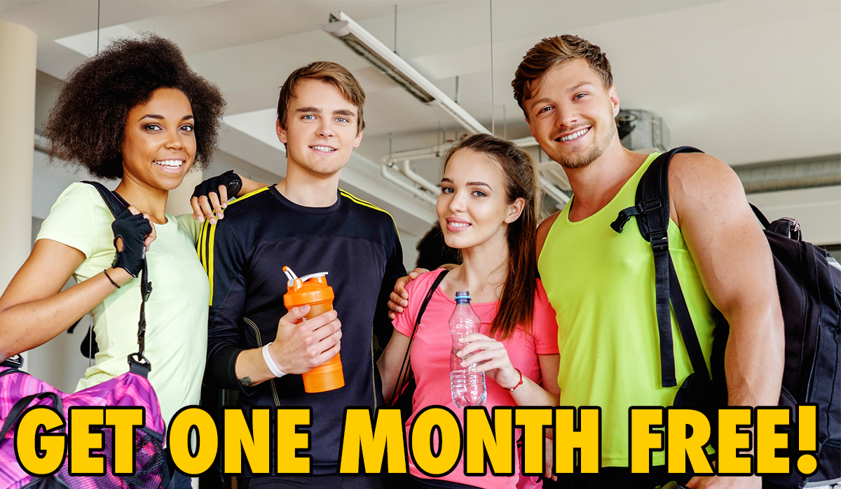 Refer A Friend and Get 1 Month Free