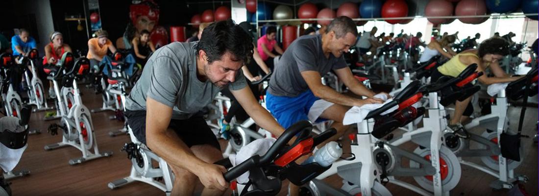 Group Fitness Class Header
