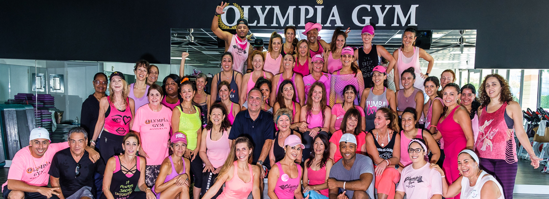 Zumba Masters Class at Olympia Gym & Personal Training