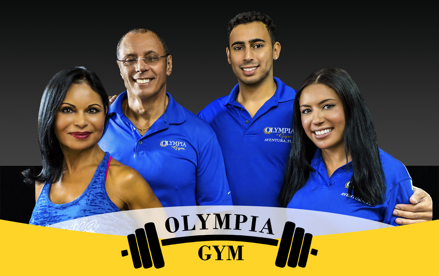 Olympia Gym is Open