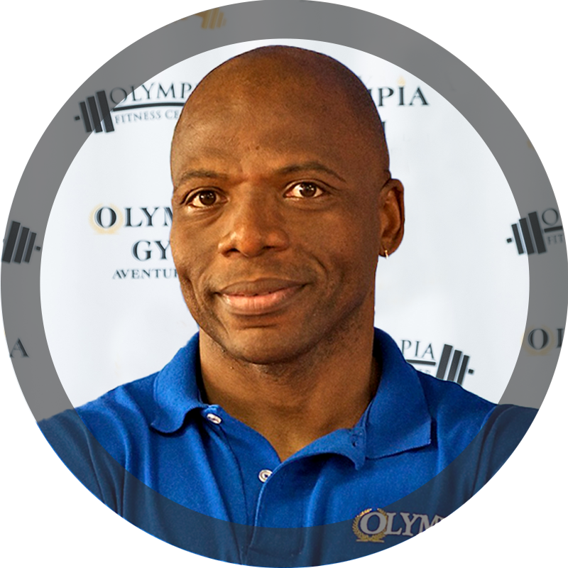 Anthony Whymes - Certified Personal Trainer at Olympia Gym & Personal Training Center