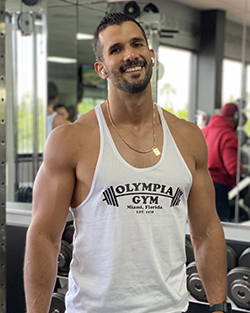 Cesar - Personal Trainer at Olympia Gym